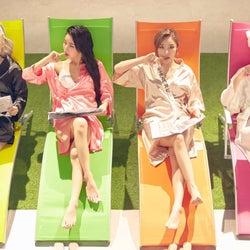 MAMAMOO、日本1stアルバム『4colors』から「涙そうそう」LIVE映像を公開