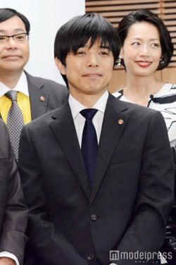 V6井ノ原快彦「緊張している」山田裕貴を気遣う<特捜9>