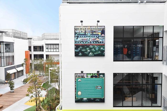 三井アウトレットパーク横浜ベイサイドイメージ/画像提供:三井不動産