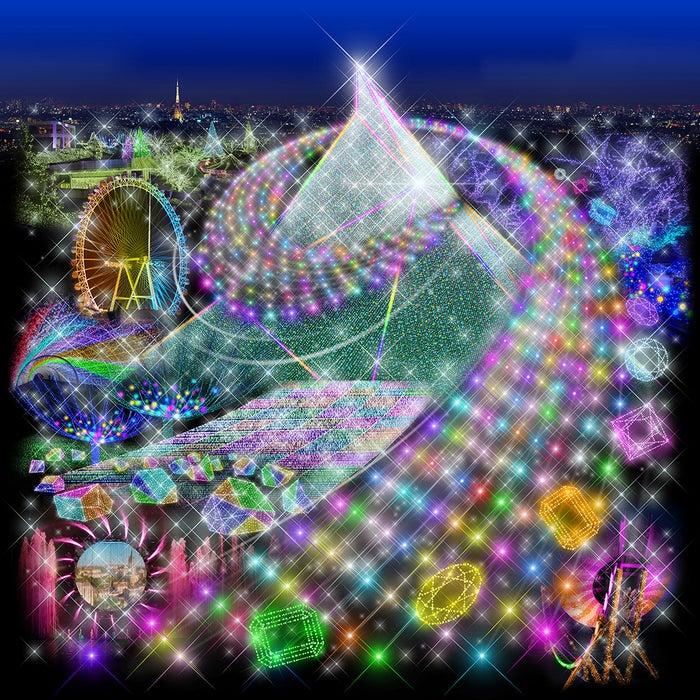 「よみうりランド ジュエルミネーション2018」(C)MOTOKO ISHII LIGHTING DESIGN