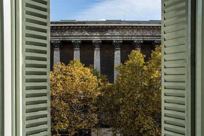 マドレーヌ寺院/画像提供:フォション
