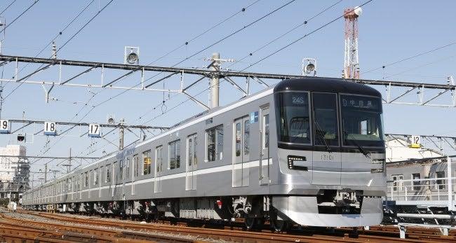 車内BGMが導入予定の日比谷線13000系/画像提供:東京メトロ