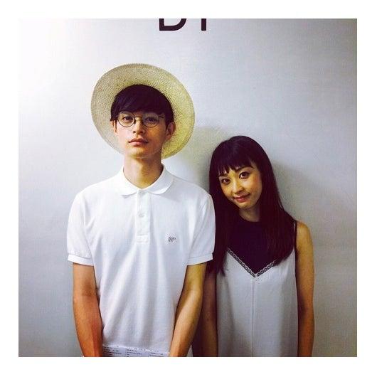 瀬戸康史、妹・瀬戸さおり(右)の舞台を観劇/瀬戸康史オフィシャルブログ(Ameba)より