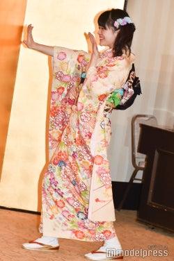 小川結夏/AKB48グループ成人式記念撮影会 (C)モデルプレス