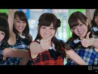 乃木坂46、SKE48松井玲奈が初参加で渋谷センター街に降臨