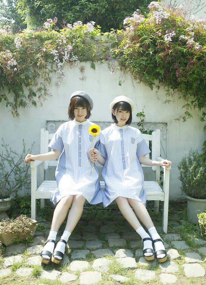 (左から)北野日奈子、堀未央奈(提供画像)