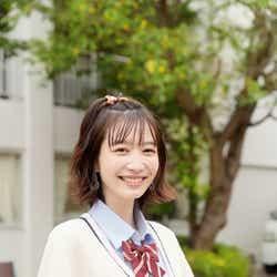岡本夏美(C)2021「ハニーレモンソーダ」製作委員会(C)村田真優/集英社