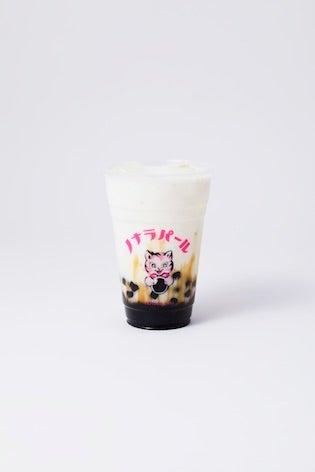 黒糖牛乳タピオカ 520円/画像提供:ノナラパール
