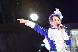 SKE48松井玲奈、卒業ライブで「うるっとした」 珠理奈が語った本音<ライブレポ&セットリスト>