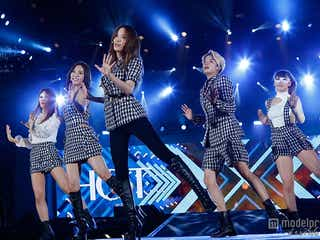 f(x)、初出演「a-nation」で夏全開「Hot Summer」<セットリスト>
