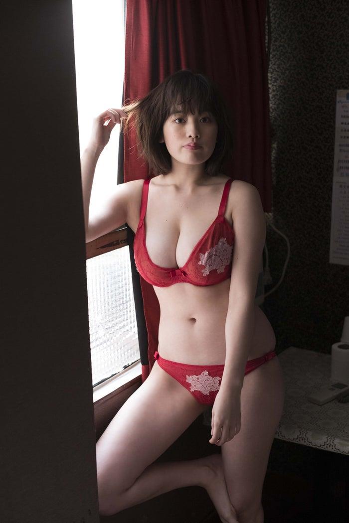 筧美和子(C)佐藤裕之/週刊プレイボーイ