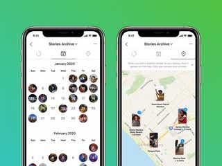 Instagram、誕生10周年記念の新機能発表 アーカイブ機能をアップデート