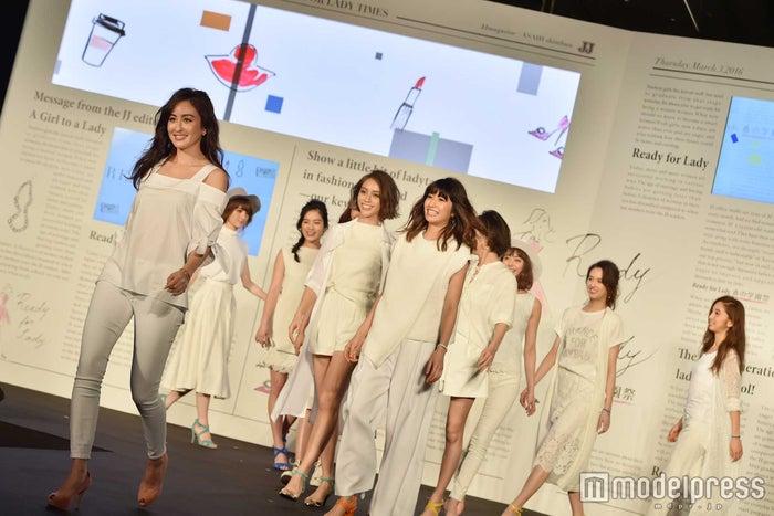 第5回「Ready for Lady 春の学園祭」開幕(C)モデルプレス