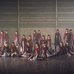 欅坂46(画像提供:テレビ朝日)