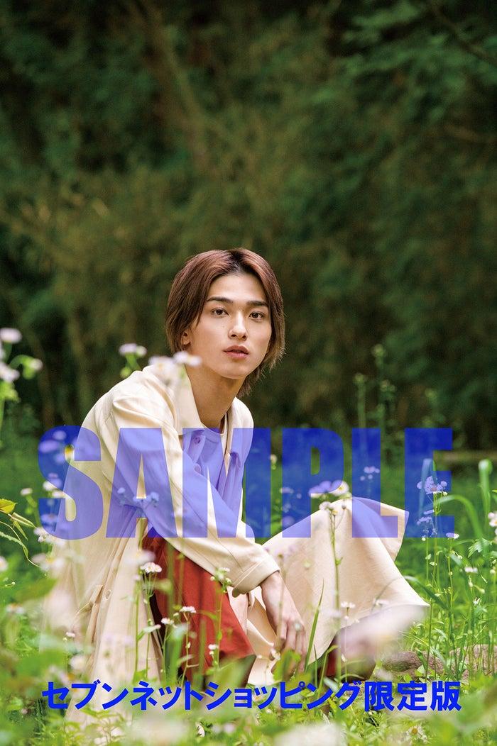 横浜流星2020年カレンダーセブンネットショッピング限定生写真(提供写真)¥