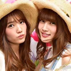 モデルプレス - AKB48入山杏奈&加藤玲奈は仲が良いの?改めてお互いの好きなところを教えて!2人が可愛くて美しい理由も…