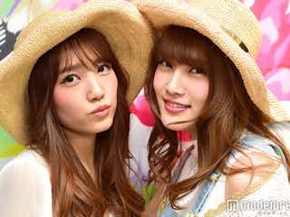 AKB48入山杏奈&加藤玲奈は仲が良いの?改めてお互いの好きなところを教えて!2人が可愛くて美しい理由も…