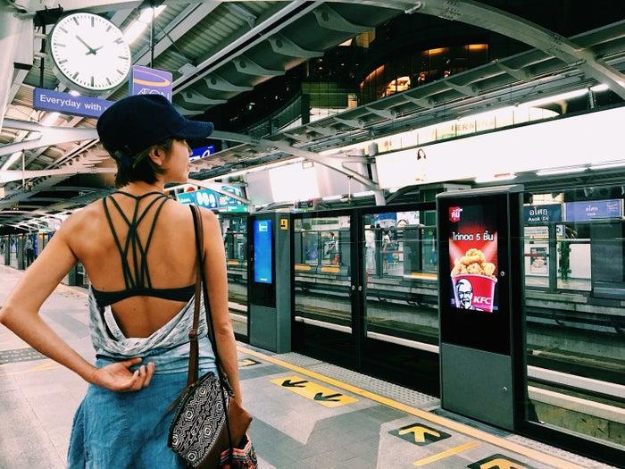 タイの移動は地下鉄をうまく活用してみよう!/渡辺由布子さん(提供画像)