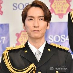 w-inds.橘慶太、第3子誕生後初の公の場「SOS47」活動の難しさ痛感