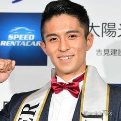 「2019ミスター・ジャパン」グランプリ決定 消防士の岡田雄磨さん
