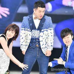 筧美和子&和牛(C)モデルプレス
