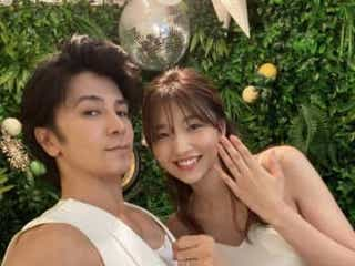 武田真治、22歳年下の静まなみと結婚 出会いは歯医者