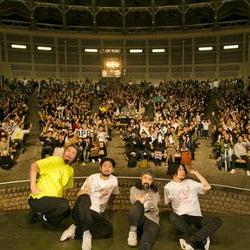 SPECIAL OTHERS ACOUSTIC、上野恩賜公園野外ステージ公演が大盛況のうちに幕