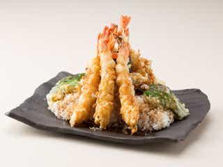 名物「富士山天丼」に世界中が歓喜! 外国人観光客に愛される天ぷら専門店『いだ天』