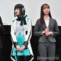 鶴嶋乃愛、井桁弘恵 (C)モデルプレス