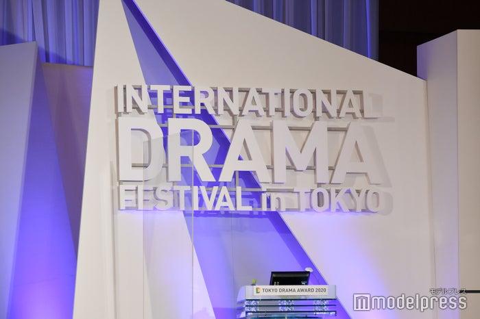 「東京ドラマアウォード2020」授賞式(C)モデルプレス