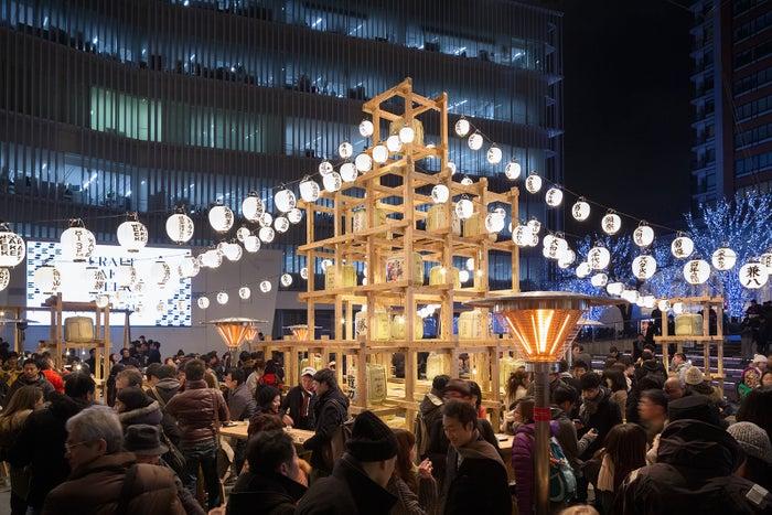 女子でも楽しめる日本酒イベントが今年も!六本木&博多で開催(写真は去年開催のもの)/画像提供:JAPAN CRAFT SAKE COMPANY