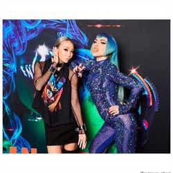 モデルプレス - 倖田來未&レディー・ガガの豪華2ショットにファン歓喜「オーラがすごい」