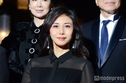 松嶋菜々子が美しすぎて阿部寛&監督が映画の台詞を急遽変更していた