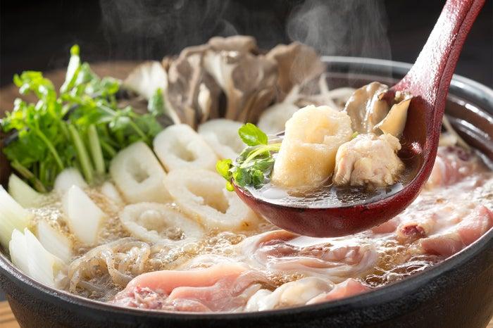 きりたんぽ鍋/画像提供:横浜赤レンガ倉庫