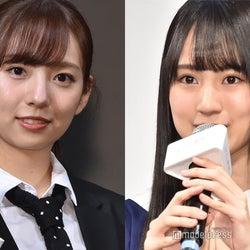 乃木坂46新内眞衣&賀喜遥香、理想のプロポーズ明かす