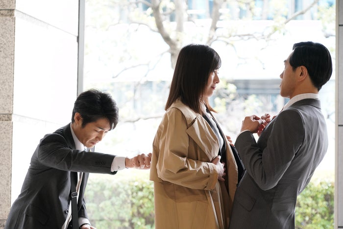 「正義のセ」第1話より(C)日本テレビ