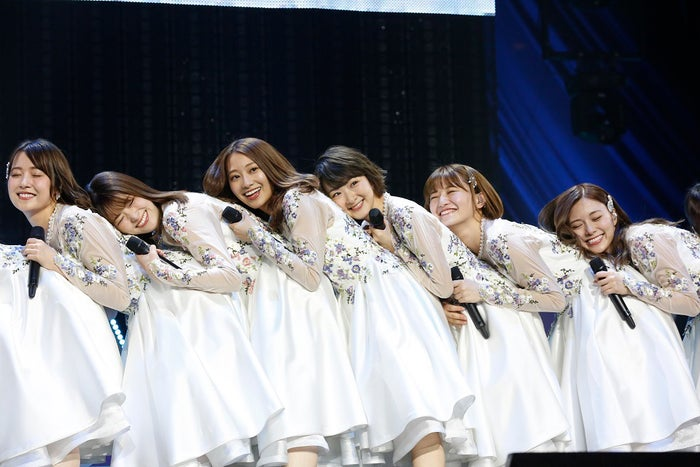 Nogizaka 46 speech of tears from members to graduate Ikoma
