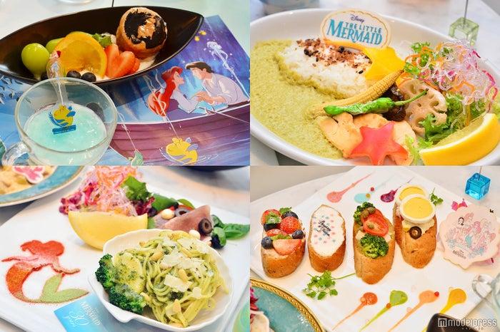 「リトル・マーメイド」OH MY CAFE (C)モデルプレス(C)Disney