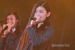 「だけど…」道枝咲/AKB48柏木由紀「アイドル修業中」公演(C)モデルプレス