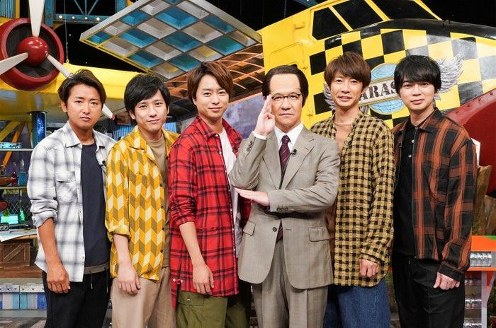 日テレ「嵐にしやがれ」×NHK「LIFE!」のコラボ実現(写真提供:日本テレビ)