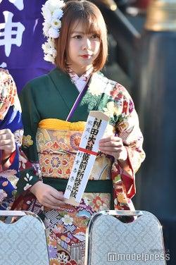 村重杏奈/AKB48グループ成人式記念撮影会 (C)モデルプレス