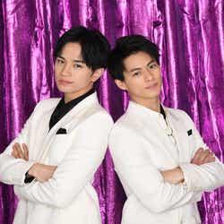 モデルプレス - 中島健人×平野紫耀「Premium Music」特別編、メドレー曲目を発表 ジャニーズメッセージ曲メドレーも