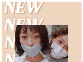 山田優、オン眉前髪の新ヘアに絶賛の声「似合ってる」「真似したい」