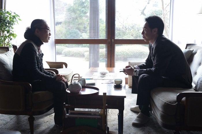 もたいまさこ、大倉孝二/「カルテット」第9話より(C)TBS