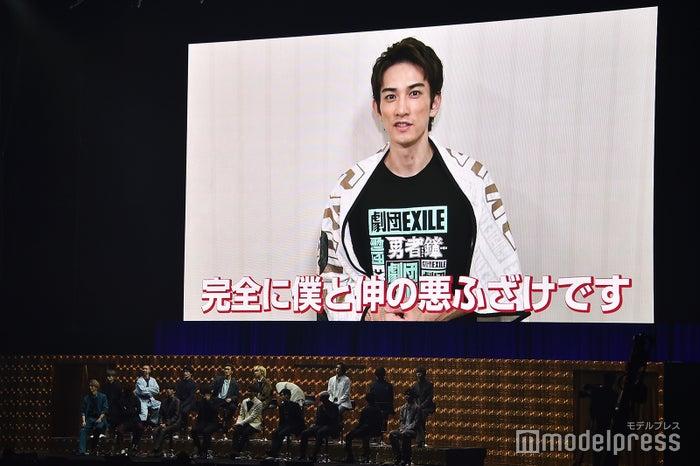 ビデオメッセージを寄せた町田啓太(C)モデルプレス