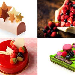 モデルプレス - 【2016年版】人気クリスマスケーキをチェック!厳選17選
