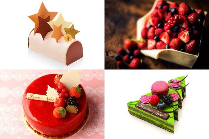 【2016年版】人気クリスマスケーキをチェック!厳選17選