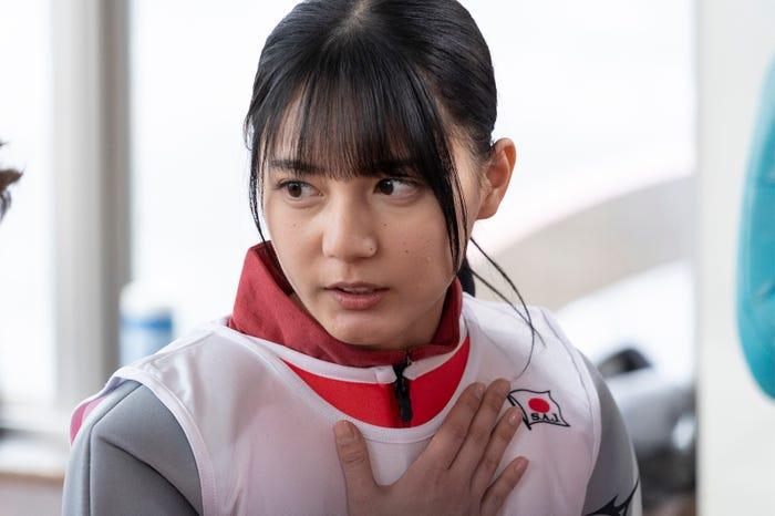 小坂菜緒(C)2020映画「ヒノマルソウル」製作委員会