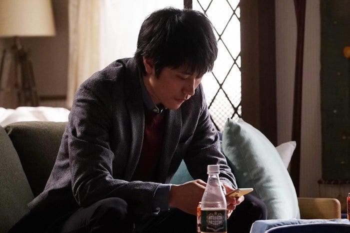 松山ケンイチ/「隣の家族は青く見える」最終話より(C)フジテレビ