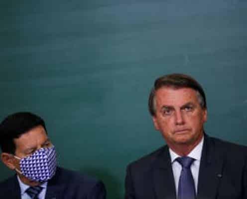 ブラジル大統領の動画を削除措置 「接種でエイズ悪化」は誤情報